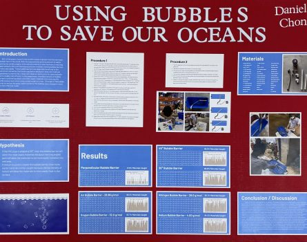 Using.Bubbles.To.Save.Our.Oceans.Poster